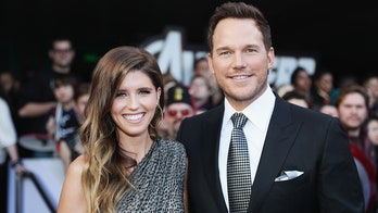 Katherine Schwarzenegger shares first photo of her, Chris Pratt's daughter: 'First beach experience'