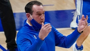 Duke's Mike Krzyzewski catches flak for icy response to student reporter's question