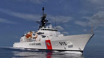 New Coast Guard ship expands homeland defense