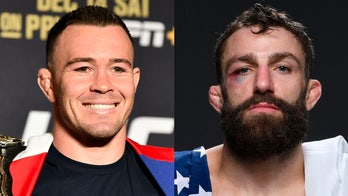 UFC's Michael Chiesa challenges Colby Covington: 'The election is over ... your shtick is done'