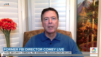 James Comey roasted after 'Today' conversation: 'This is sad even for NBC'