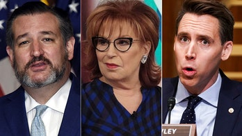 Joy Behar slams Sens. Cruz and Hawley as 'enemies of this country'