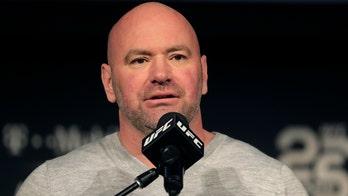 UFC's Dana White offers glimpse into stars' hazy future