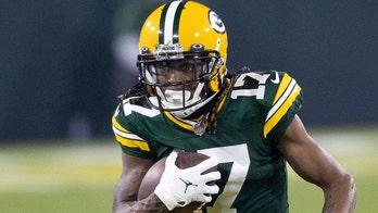 Packers' Davante Adams explains pregame trash-talk with Rams' Jalen Ramsey