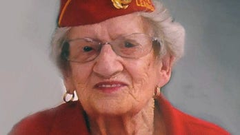 North Carolina woman who was oldest living US Marine dies at 107