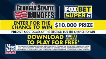 Fox News viewers can win $10K with FOX Bet Super 6 Georgia Senate runoff game