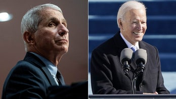 Backlash brewing as Biden, Fauci keep urging Covid caution