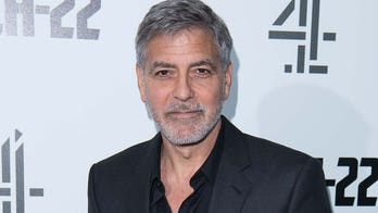 George Clooney talks quarantining with wife Amal, 3-year-old twins: It's 'been an adventure'