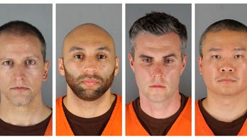 4 ex-Minneapolis police officers, including Chauvin, federally indicted in George Floyd's death