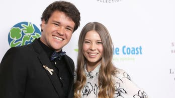 Bindi Irwin and Chandler Powell take to Instagram to reflect on 2020 highs, lows