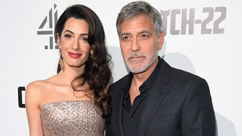 George Clooney reveals wife Amal doesn't like his ladies' man 'ER' character