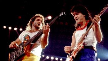 Former Van Halen bassist Michael Anthony says he never reconciled with Eddie Van Halen before star's death