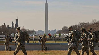 National Mall closed to public ahead of Biden inauguration