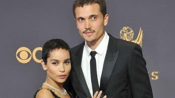 Zoë Kravitz, Karl Glusman split after less than 2 years of marriage