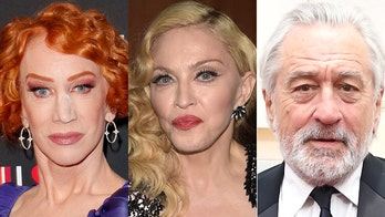 Kathy Griffin, Madonna and Robert De Niro mentioned by name during Trump's second impeachment hearings