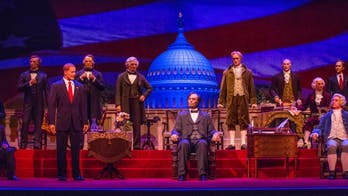 Disney World adding animatronic Joe Biden to Hall of Presidents in the Magic Kingdom