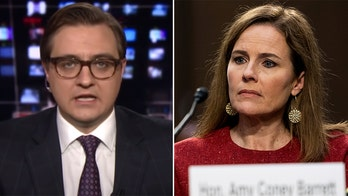 MSNBC's Chris Hayes accused of sexism after singling out, shaming Amy Coney Barrett as Trump appointee