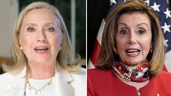 Clinton, Pelosi blasted by left for continuing to push 'Russiagate': 'They're never going to give up'