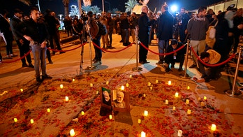 Soleimani anniversary marked in Baghdad with procession, candlelight vigil