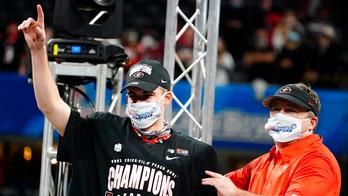 Georgia stages dramatic Peach Bowl comeback, crushes Cincinnati's undefeated dreams