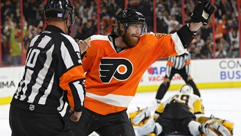 Flyers trade Voracek to Blue Jackets on busy Day 2 of draft