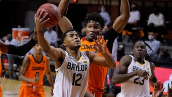 Butler's 22 lead No. 2 Baylor past Oklahoma State 81-66