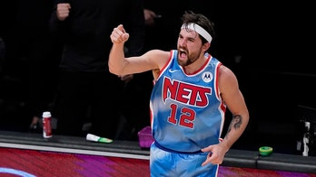 Nets, without Irving and Durant, beat NBA-leading 76ers
