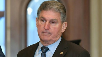 Manchin says 14th Amendment ouster should be 'consideration' for Sens. Hawley, Cruz
