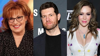 Anti-Trump celebrities counting down until president leaves office: 'One more sleep'