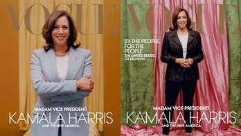 Vogue offers digital Kamala Harris cover as a print copy after social media backlash