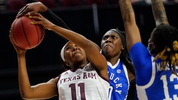 No. 8 Texas A&M women beat No. 10 Kentucky 77-60