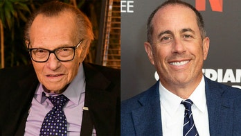 Jerry Seinfeld addresses Larry King interview where they appeared to get mad at each other