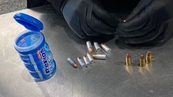 Traveler at NYC's LaGuardia airport had bullets inside gum container, TSA says