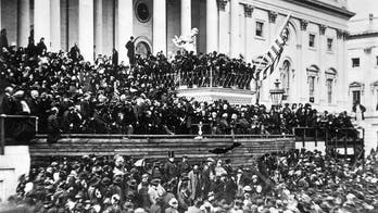 4 unforgettable inauguration moments throughout US history