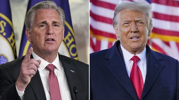 Trump could target Kevin McCarthy in CPAC speech: report