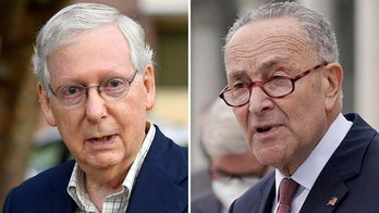 Talks between McConnell and Schumer stalled over power-sharing agreement