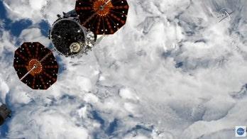 Northrop Grumman's Cygnus spacecraft departs space station, will test new tech before destruction