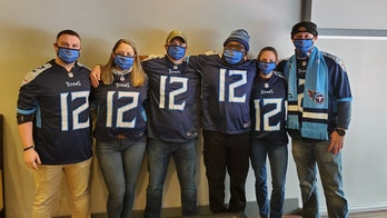 Titans honor Nashville Christmas Day bombing first responders