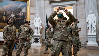 GOP lawmakers request briefing on continued National Guard presence at Capitol