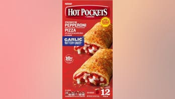 Select pepperoni Hot Pockets recalled over complaints of glass, plastic in product