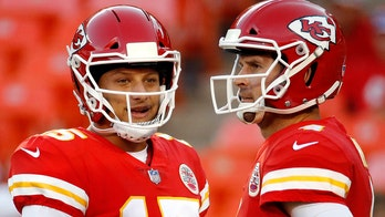 Reid: Chiefs QB Mahomes 'full-go' during voluntary workouts