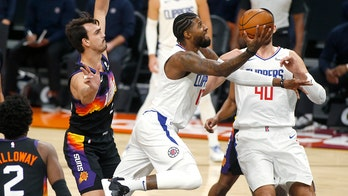 George scores 39 points, Clippers hold off Suns 112-107