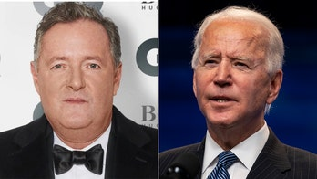 Piers Morgan rips media for not calling out Biden's 'Trump-sized lie' about vaccine rollout