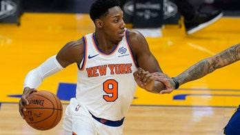Barrett scores 28, Knicks beat Warriors for 3rd straight win