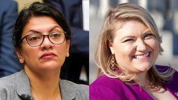 Rep. Kat Cammack says she'll fly Israeli flag next to Tlaib's office