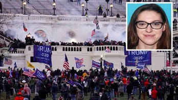 Capitor rioter accused of stealing Nancy Pelosi's laptop turns herself in: authorities