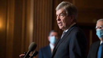 Roy Blunt balks at attempt to impeach Trump again: 'Not going to happen'