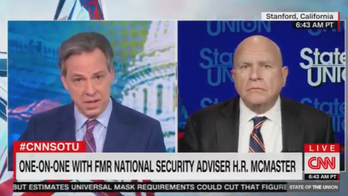Jake Tapper lashes out after H.R. McMaster suggests CNN is partisan: We are a channel of 'facts,' not 'lies'