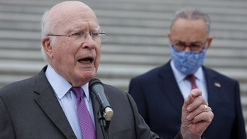 Sen. Patrick Leahy, set to preside over impeachment trial, released from hospital after health scare