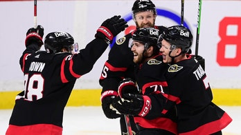 Senators beat Maple Leafs in 1st game in more than 10 months
